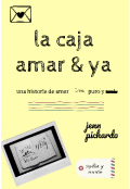 "Cubierta del libro ""La caja amar & ya"""