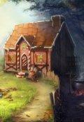 """Book cover """"Маленький домик в лесу"""""""
