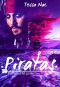 """Cubierta del libro """"Piratas"""""""
