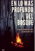 """Cubierta del libro """"En lo mas profundo del bosque """""""