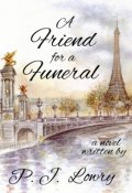 "Book cover ""A Friend for a Funeral """