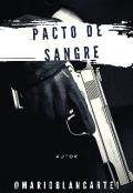 """Cubierta del libro """"Pacto De Sangre"""""""
