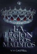 """Cubierta del libro """"La Legión de los Malditos"""""""