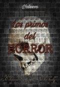 """Cubierta del libro """"Los primos del horror"""""""
