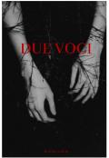"""Cubierta del libro """"Due voci"""""""