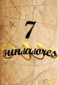 """Cubierta del libro """"7 Fundadores"""""""