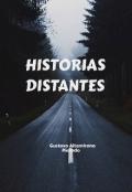 """Cubierta del libro """"Historias Distantes"""""""