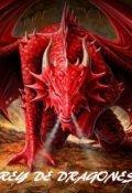 """Cubierta del libro """"Rey de Dragones"""""""