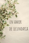 """Cubierta del libro """"Un amor de secundaria"""""""