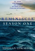 "Book cover ""Reminiscia [unedited]"""