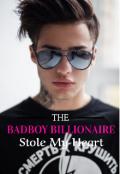 "Book cover ""The Badboy Billionaire Stole My Heart"""