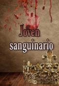 """Cubierta del libro """"Joven Sanguinario"""""""