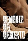"""Cubierta del libro """"Demonio Del Desierto"""""""