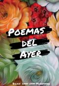 """Cubierta del libro """"Poemas Del Ayer """""""