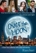 """Book cover """"Over the Moon"""""""