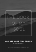 """Обкладинка книги """"Двері моєї душі"""""""