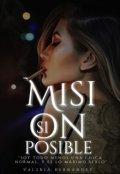 """Cubierta del libro """"Mision si Posibe"""""""