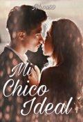 """Cubierta del libro """"Mi Chico Ideal """""""