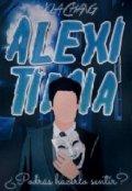 """Cubierta del libro """"Alexitimia"""""""