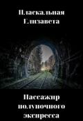 """Book cover """"Пассажир полуночного экспресса"""""""