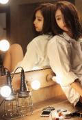 "Обложка книги ""Моё зеркало/my mirror"""
