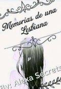 """Cubierta del libro """"Memorias De Una Lesbiana"""""""