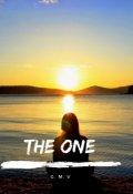 "Cubierta del libro ""The One """