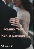 """Обложка книги """"Помню тебя ∞ Как и раньше"""""""