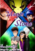 """Cubierta del libro """"Magic Stone"""""""