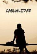 """Cubierta del libro """"Casualidad"""""""