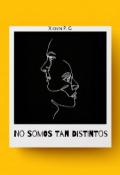 """Cubierta del libro """"No Somos Tan Distintos """""""