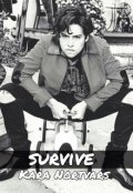 """Обложка книги """"Survive"""""""