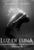 """Cubierta del libro """"Luz de luna"""""""