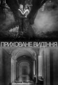 """Обкладинка книги """"Приховане видіння"""""""