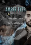 "Обложка книги ""Amber eyes"""