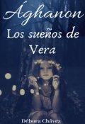 """Cubierta del libro """"Ághanon, los sueños de Vera"""""""