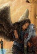 "Обложка книги "" ""Архангел Велиар. Изгнанник"". (ангелаида)"""