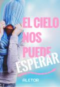 """Cubierta del libro """"El cielo nos puede esperar"""""""