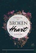 """Cubierta del libro """"Broken Heart"""""""