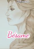 """Cubierta del libro """"Bésame"""""""