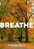 """Cubierta del libro """"Breathe """""""
