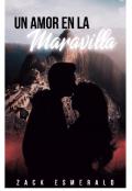 """Cubierta del libro """"Un amor en la maravilla. """""""