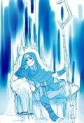 """Обложка книги """"Ледяной принц и я."""""""