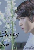 """Cubierta del libro """"Carry you"""""""