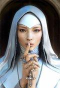 """Book cover """"Монахини не должны говорить"""""""