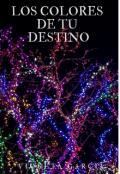 """Cubierta del libro """"Los Colores De Tu Destino """""""