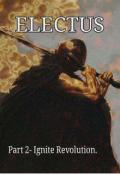 """Book cover """"Electus 2"""""""