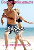 "Book cover ""Siblings: Forbidden love"""