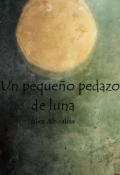 """Cubierta del libro """"Un pequeño pedazo de luna"""""""