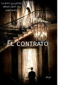 """Cubierta del libro """"El contrato"""""""